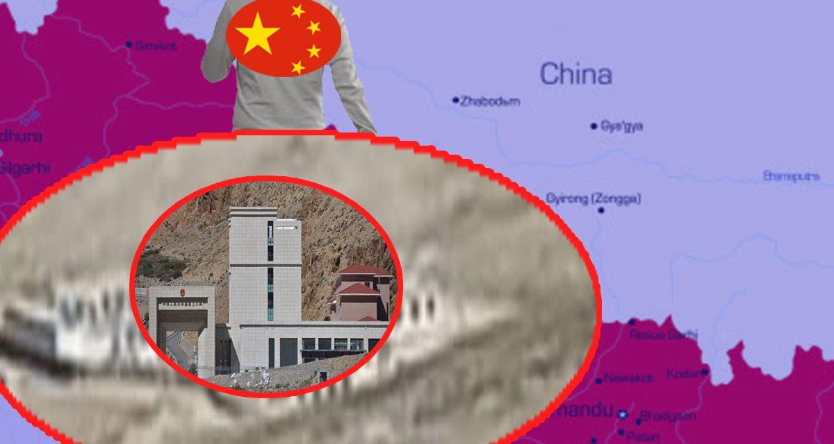 नेपालीसँग माफी मागी मिचेको भूमिबाट तत्काल फिर्ता जाऊ चीन