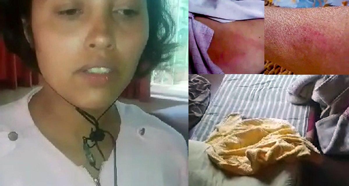 जोर्डनबाट नेपाली चेलीको चित्कार : पेटभरी खान पाइँन, मलाइ नेपाल फर्काउनुस् (भिडियो)