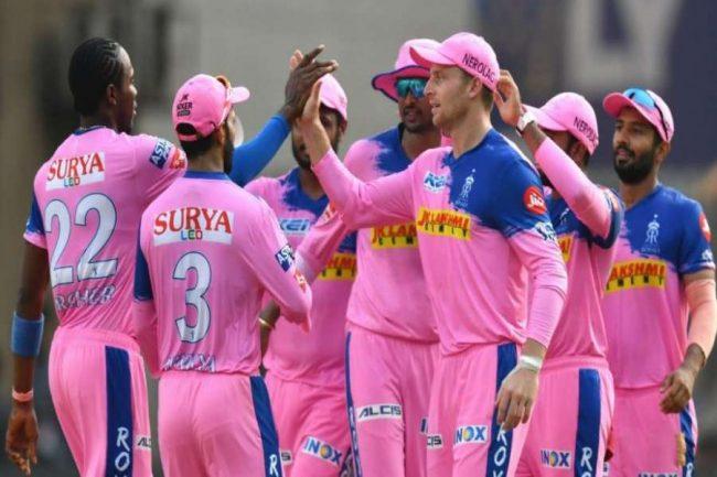 आइपीएलमा राजस्थान रोयल्सको विजयी सुरुवात
