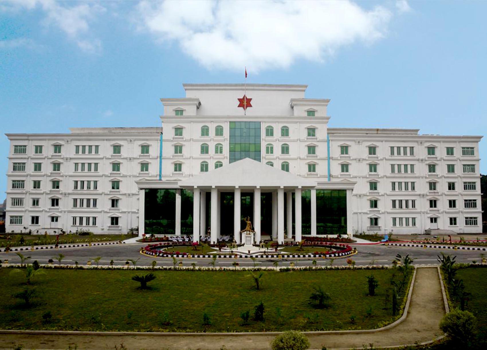 जङ्गीअड्डामा सुरक्षा तथा व्यवस्थापन केन्द्र