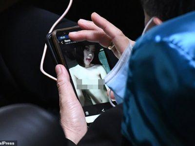 संसद बैठक चलिरहेका बेला मोवाइलमा अश्लील भिडियो हेर्दै मस्त थिए सांसद