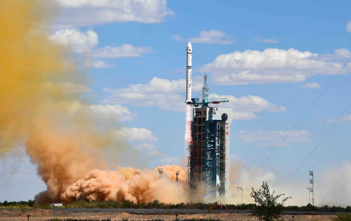 चीनले प्रक्षेपण गरेको भूउपग्रह असफल