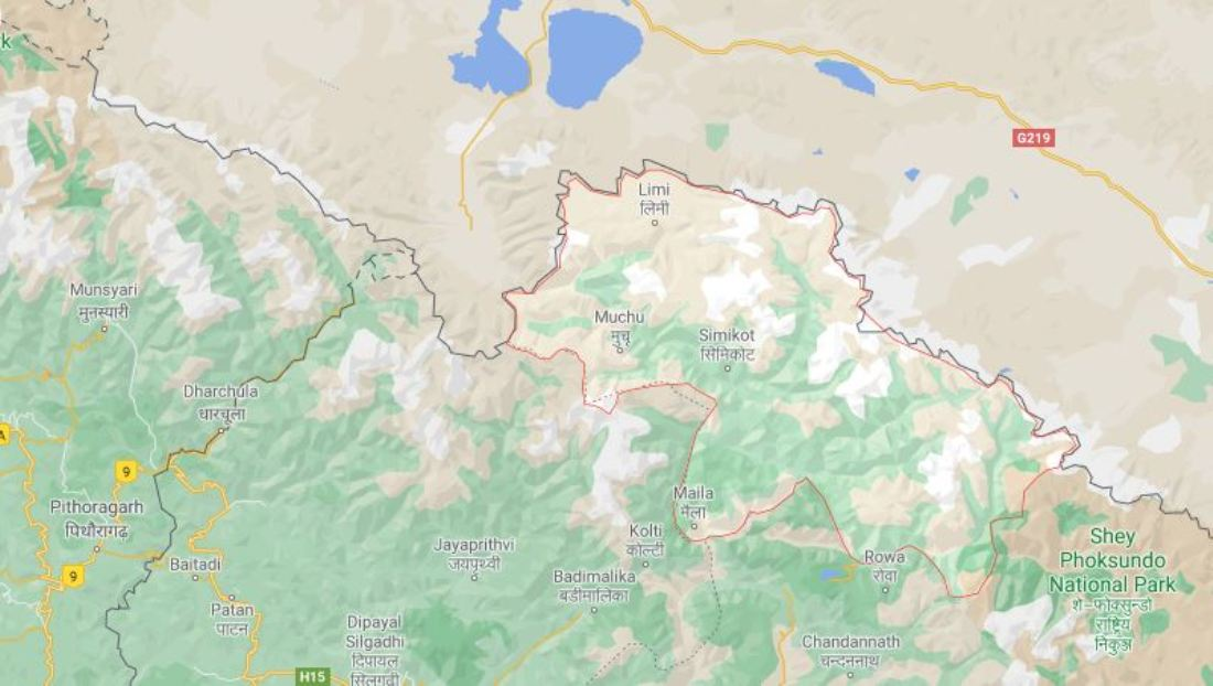 चीनले हुम्लामा नेपाली भूमिमा बनायो ९ वटा भवन, जिल्लाले गृहमा पठायो प्रतिवेदन