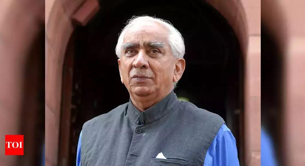 भारतका पूर्व केन्द्रीय मन्त्री जसवन्त सिंहको निधन