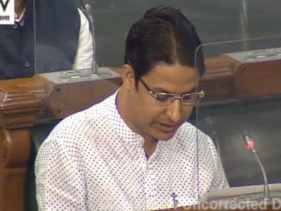 भारतको संसद बैठकमा मोदीको पार्टीका सांसदले नेपालीमा बोलेपछि…
