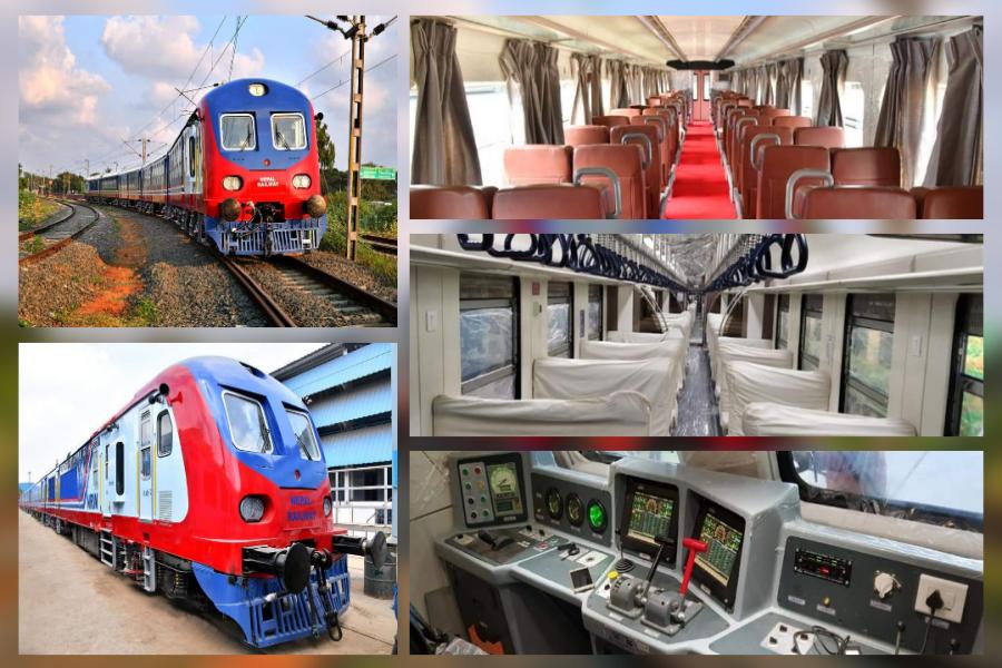 सञ्चालननै नभई नयाँ रेलमा राजनीति बखेडा सुरु