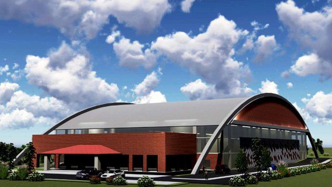 गोदावरीमा अन्तर्राष्ट्रिय खेलकुद भवन निर्माण अघि बढ्दै