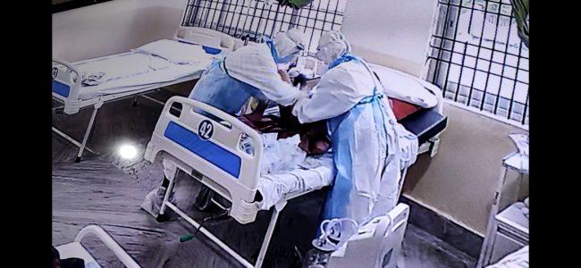 स्थानीय तहको सामूहिक अग्रसरतामा कोभिड अस्पताल
