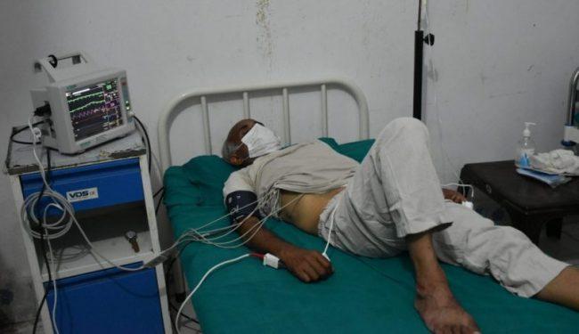 जुम्लाबाट काठमाडौं आउँदै गरेका डा. केसी भेरी अस्पतालको आईसोलेशनमा