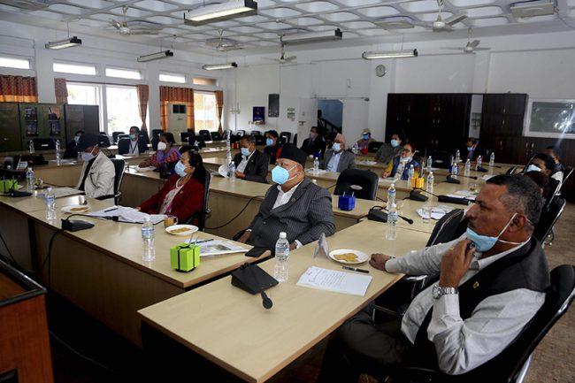 वैज्ञानिक वन परियोजनामा अनियमितता, निर्देशकसहित ८ जनालाई कारबाही गर्न सिफारिस