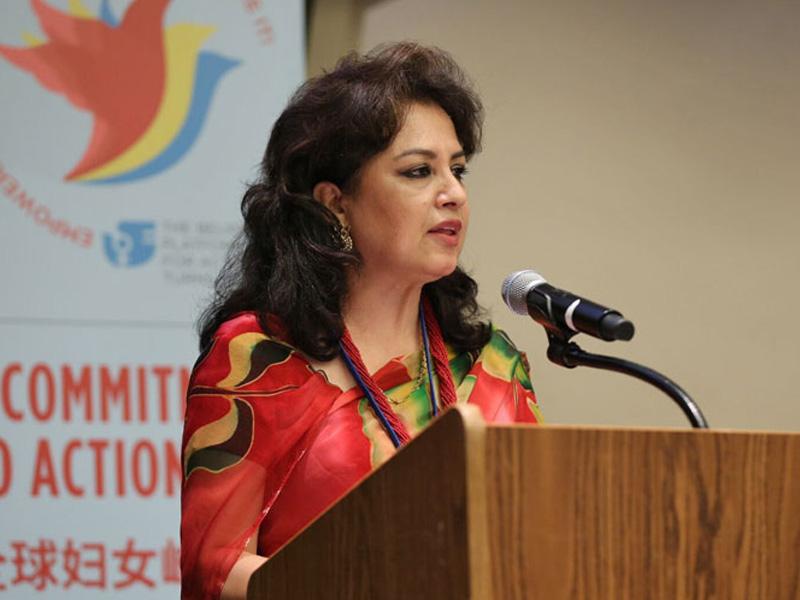 महिलाविरुद्ध हुने भेदभाव अन्त्यसम्बन्धी संयुक्त राष्ट्रसंघीय समितिमा आज चुनाव, राणाको उम्मेदवारी