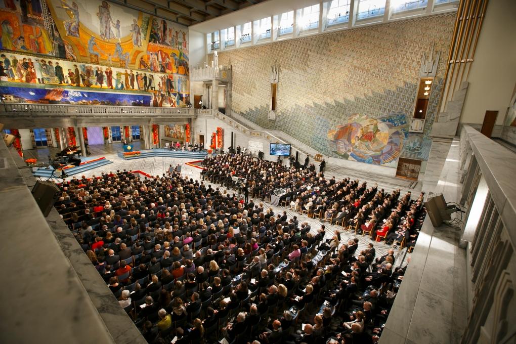 नोबेल शान्ति पुरस्कार समारोह संक्षिप्त कार्यक्रमबीच डिसेम्बरमै गर्ने तयारी