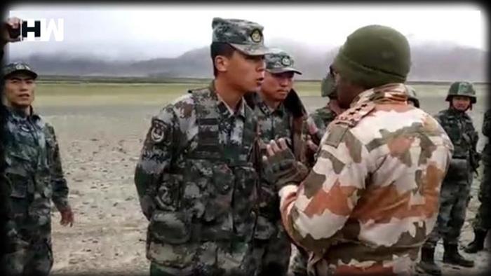 चीनको सेनाले 'अपहरण' गरेका ५ जना 'भारतीय जासुस'