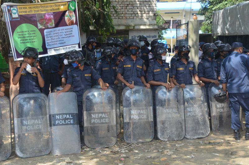 हिरासतमा थुनुवाको मृत्यु प्रकरणः एसपीसहित ६ प्रहरीविरुद्ध सरकारी वकिलको कार्यालयमा मुद्दा दर्ता