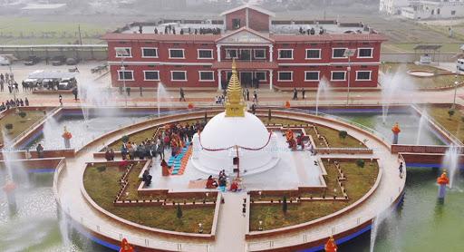 लुम्बिनी बौद्ध विश्वविद्यालय :  'घरघरमा परीक्षा'