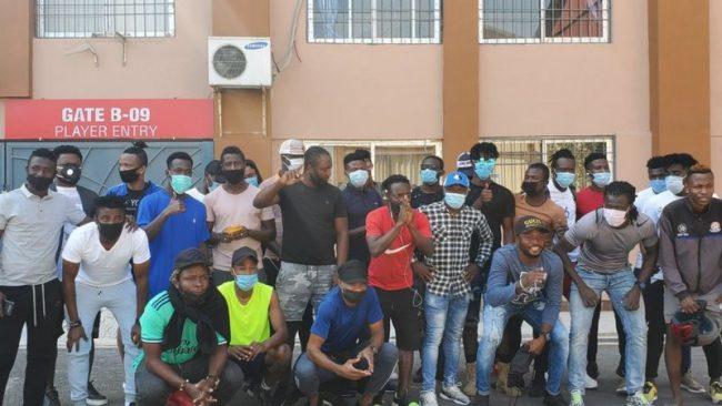 खेल्न नपाएपछि अफ्रिकी खेलाडीहरू नेपालमा चरम आर्थिक समस्यामा