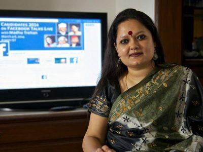 फेसबुकको भारत नीति हेर्ने प्रमुखले दिइन् राजीनामा