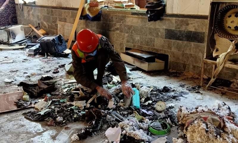 पाकिस्तानको पेशावरमा विद्यालय नजिकै विष्फोट, कम्तीमा ७ जनाको मृत्यु ११० घाइते