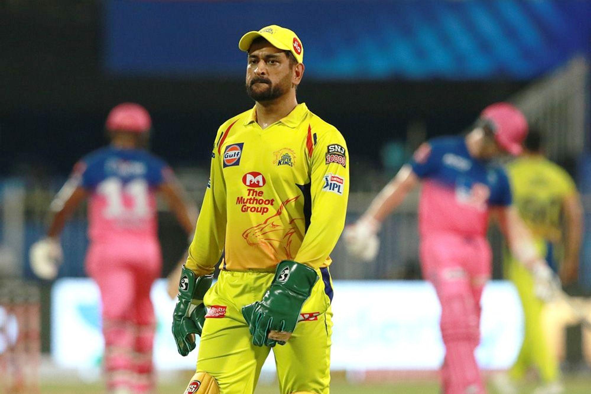 महेन्द्र सिंह धोनीको टोली चेन्नई सुपर किंग्सले जारी आईपीएलमा किन राम्रो प्रदर्शन गर्न सकेन ?