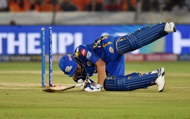 मुम्बई इन्डियन्सका कप्तान रोहित शर्मा घाईते