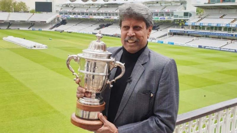 विश्वकप विजेता क्रिकेटर कपिल देव अस्पताल भर्ना