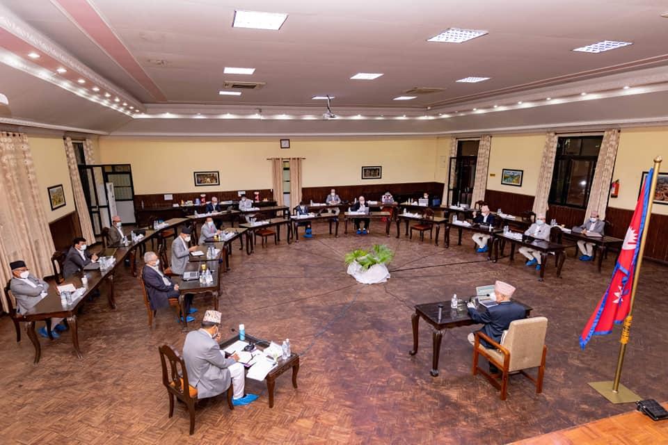 संसद अधिवेशन बोलाउन उदासिन, अध्यादेशबाट कानून