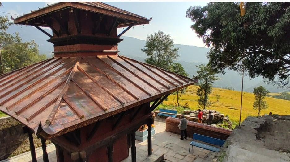 धार्मिक र पुरातात्विक महत्वका मन्दिर निर्माण गर्दै वैत्यश्वर
