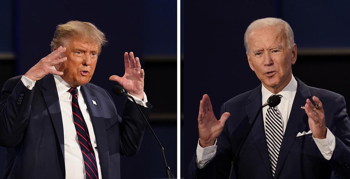 अमेरिकी चुनावमा कोरोना मुद्दा