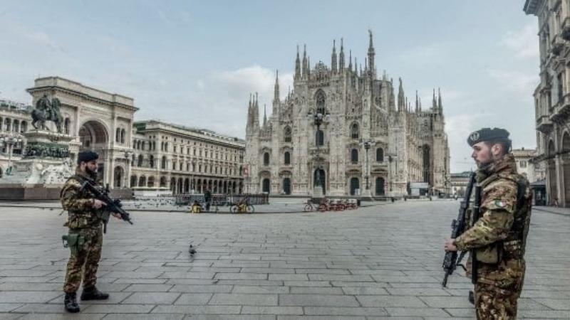 कोभिड–१९ बाट अत्यधिक प्रभावित इटलीमा गरीबीको दर उच्च
