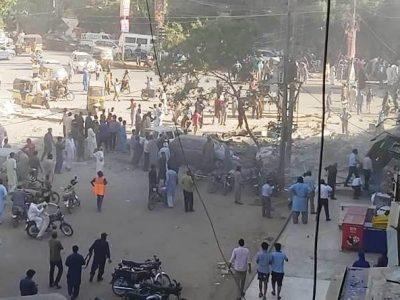 सेना र कराँची प्रहरीबीचको भिडन्तमा १० सुरक्षाकर्मीको मृत्यु