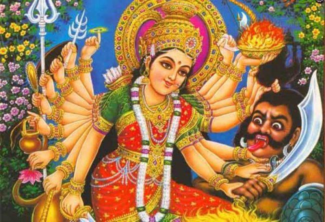 नवरात्रको आठौँ दिन महाष्टमी दुर्गाभवानीको विशेष पूजा आराधना गरिँदै
