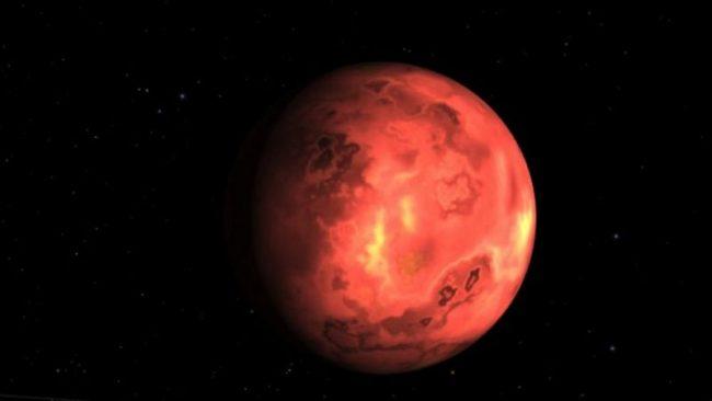 एउटा यस्तो ग्रह जहाँ चट्टानको वर्षा हुन्छ, लाभाको समुद्र छ अनि ध्वनिभन्दा तीव्र वेगमा हुरी चल्छ