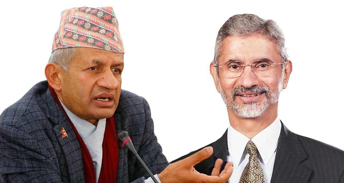 नेपाल-भारत सम्बन्धमा सुधारकाे संकेत, भारतीय विदेश सचिवको भ्रमणपछि विदेश मन्त्री नेपाल आउने