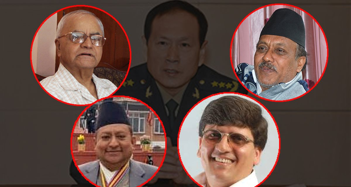 नेकपाको किचलोकाबीच चिनियाँ रक्षामन्त्रीको नेपाल भ्रमण कस्तो होला?