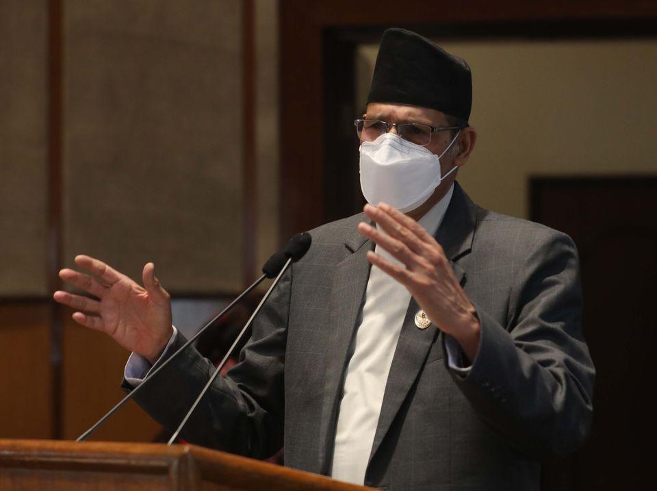 राजनीतिक दलमा लोकतन्त्रको राम्रो अभ्यास र प्रशिक्षण आवश्यक : सभामुख सापकाेटा