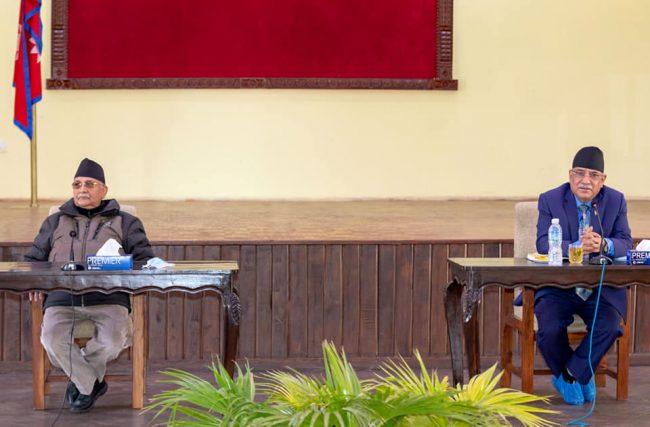 नेकपा विवादः तिक्ततापूर्ण बन्दै सम्बन्ध, प्रधानमन्त्री सहभागी नहुने बैठकले के गर्ला ?