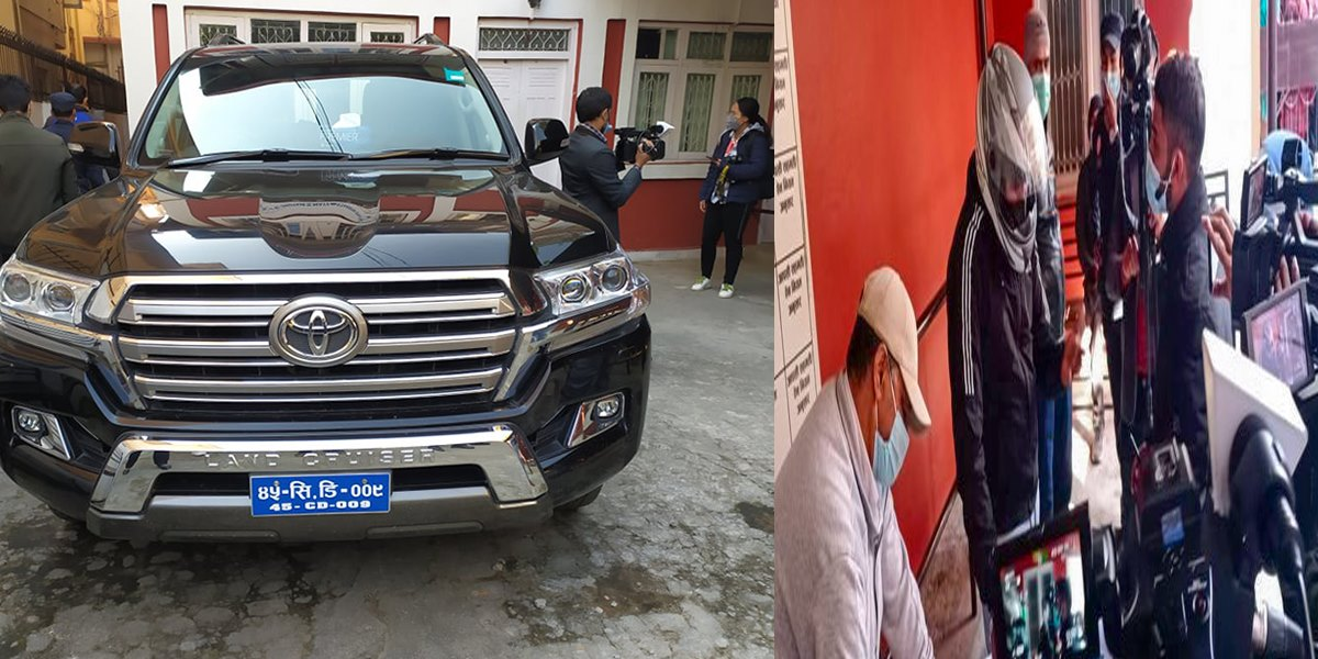 सरकारलाई थाहै नदिई नेपाल आए कतारका कर्णेल, छापा मारिएपछि मागे सुरक्षा