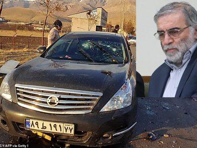 इरानी वैज्ञानिकको हत्याका लागि ६२ जनाको टोली परिचालन गरिएको खुलासा