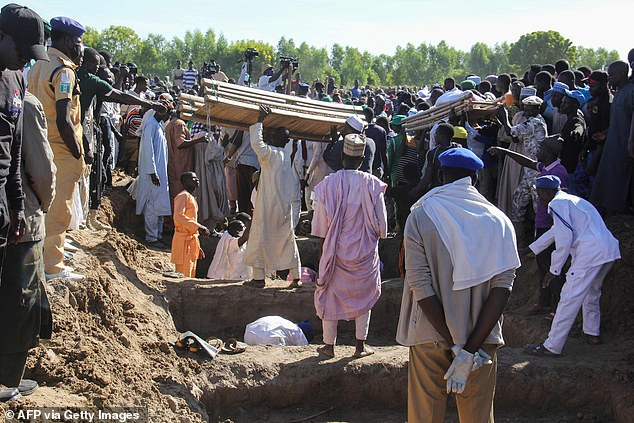 ७८ जना किसानको हत्याको जिम्मेवारी बोको हरामले लियो, हत्याको कारण यस्तो बतायो