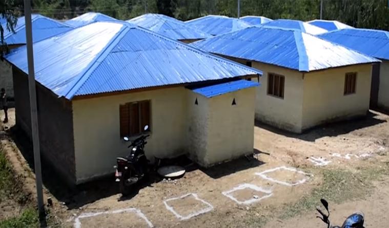 विपन्न समुदायका लागि ११६ पक्की घर बनाउन शुरु