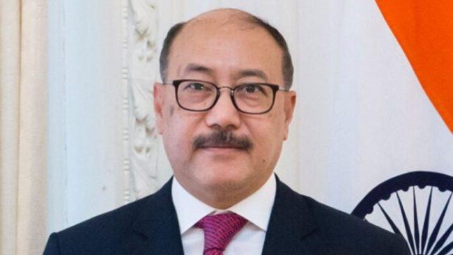 काठमाडौं आइपुगे भारतीय विदेश सचिव