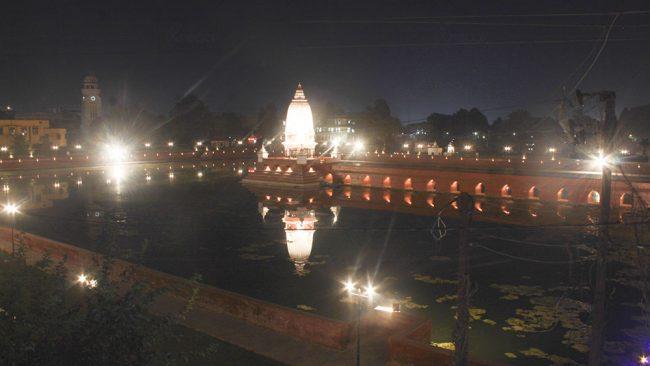 दिपावलीमा झलमल्ल काठमाडौं (फोटोफिचर)