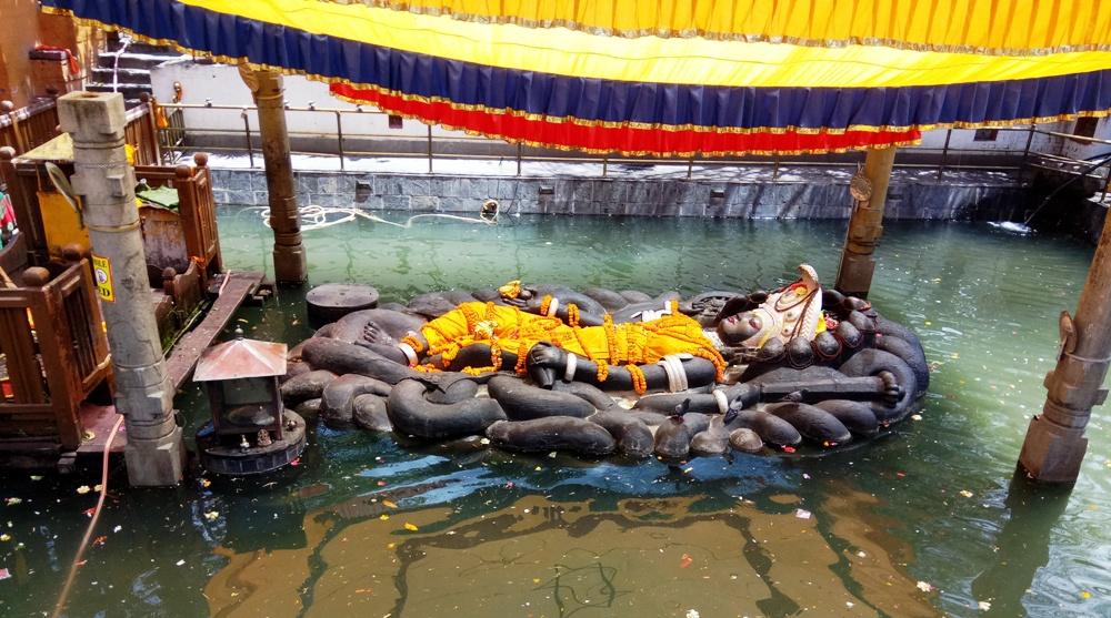 हरिबोधिनी एकादशीः नारायण मन्दिरमा कम आए भक्तजन