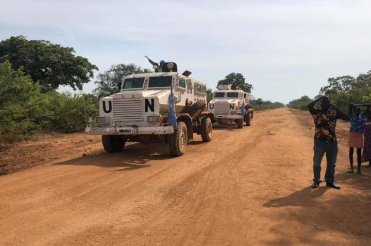 दक्षिणी सुडानमा तैनाथ नेपाली शान्ति सैनिकबाट हिंसा नियन्त्रण