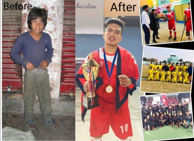 राजु अधिकारी : सडकबालकदेखि हक्कीको राष्ट्रिय खेलाडीसम्मको यात्रा