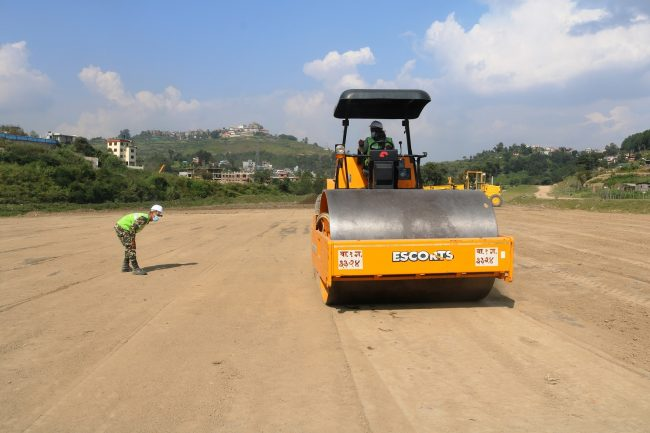 काठमाडौं तराई मधेश द्रुतमार्ग सडक आयोजनाले गति लिँदै (फोटो फिचर)