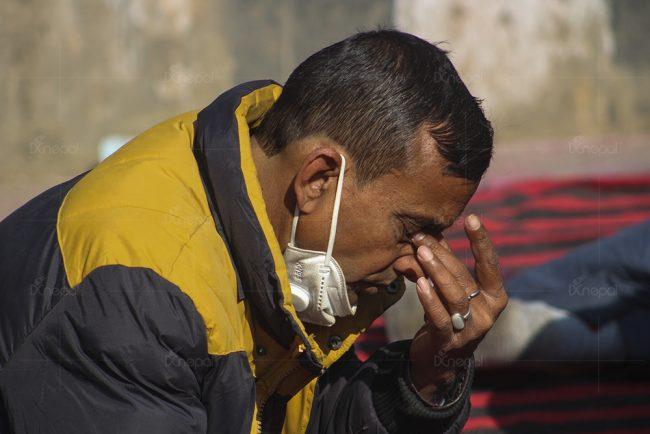 गुलियो चिनीको बदलामा नुनिलो आँसु (फोटो फिचर)