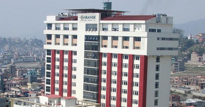 ग्राण्डी अस्पतालमा 'टेलिपरामर्श सेवा' शुरु