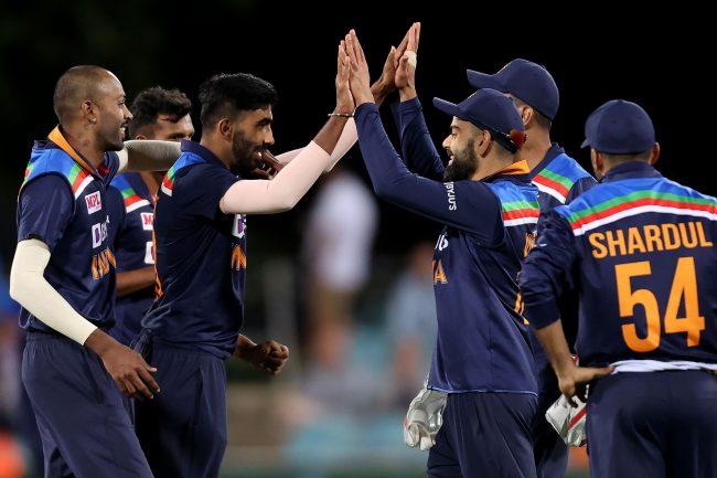 अन्तिम एकदिवसीय खेलमा भारत विजयी