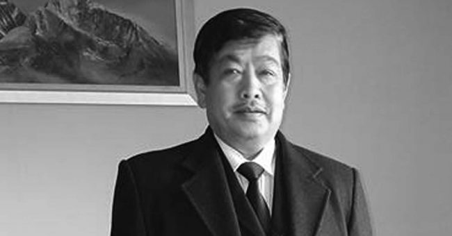काेराेनाबाट नेकपा नेता तथा पूर्वराजदूत कमानसिंह लामाको निधन